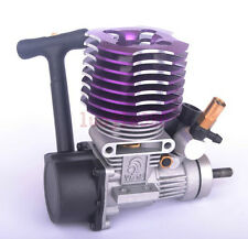 VERTEX VX18 ENGINE NITRO Methanol Purple 02060 HSP FOR RC 1/10 CAR BUGGY TRUCK