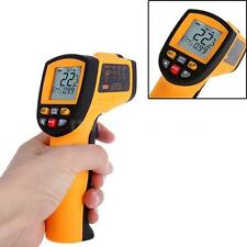 Precise Non-Contact IR Infrared Digital Thermometer With Laser -50ºC to 700ºC