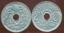 20 centimes  ZINC LINDAUER   1946  ( SUP + )