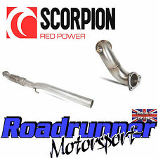 "Scorpion Corsa VXR (A16) 3"" Primary Decat Downpipe & Secondary Sport Cat Exhaust"