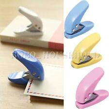 Circle DIY Mini Card Paper Punch Craft Scrapbooking Puncher Hole Book Confetti