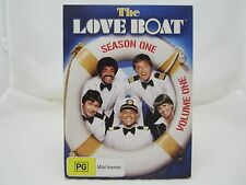 THE LOVE BOAT Season 1 Volume 1 DVD - AUS SELLER