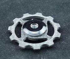 J&L Carbon Rear Derailleur Ceramic Pulley/Jockey Fit Shimano,SRAM&Campagnolo