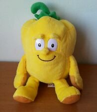 Peluche peperone vitamini coop pepper goodness gang fruit plush naturotti toys