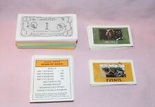 Monopoly Lord of Rings Trilogy 2003 Money & Cards  #MP31