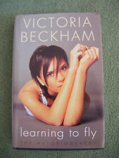 Learning to Fly by Victoria Beckham (Hardback, 2001)