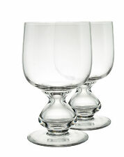 BUBBLE ABSINTHE GLASSES, SET OF 2 & 10 SUGAR CUBES !!!