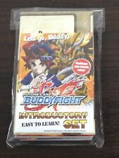 Future Card Buddyfight Introductory Set - 2 Decks Dragon World Buddy Fight