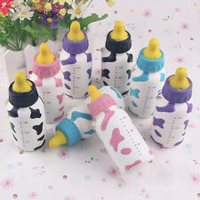 Lovely Jumbo Squishy Baby Milk Bottle Slow Rising Cellphone Charms With Straps