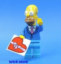 LEGO® THE SIMPSONS SERIE 2 (71009) FIGUR (Nr.01)  HOMER SIMPSONS