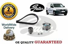 Per volkwagon VW Caddy 1.9 TDI 06/2005 - & gton 8V MOTORE CANCELLI Timing Cam Belt Kit