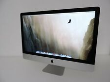 "Apple iMac Alu 27"" Quad-Core i7 2,93 GHz 32GB RAM 1TB Fusion Drive HD5750 1GB"