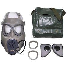 CZ Schutzmaske M 10M Trinkschlauch Atemschutzmaske Gasmaske ABC-Maske Neuwertig