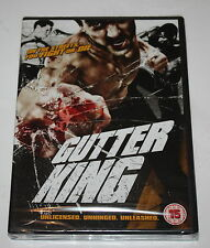 GUTTER KING - DVD - NEW WITH SEALED BOX