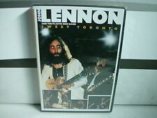 John Lennon and The Plastic Ono Band Toronto 1969  DVD NEW NUOVO 5060009233071