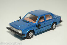CORGI TOYS TRIUMPH ACCLAIM HLS METALLIC BLUE NEAR MINT CONDITION.