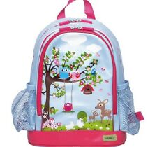 Brand New Bobble Art Small Woodland Backpack School Kinder Childcare Animals