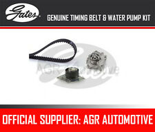 GATES TIMING BELT WATER PUMP KIT FOR RENAULT MEGANE III COUPE 1.9 DCI 131 2008-