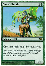 MTG GAEA's HERALD EXC - ARALDO DI GAEA - 8TH - MAGIC