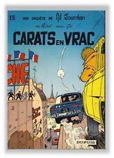 Tillieux Gos Gil Jourdan 13 Carats en Vrac Dupuis broché EO 1972