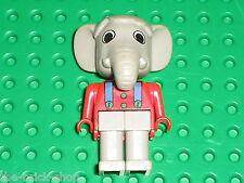 LEGO FABULAND minifig figure elephant ref x588c03 / set 3676 3674 1516