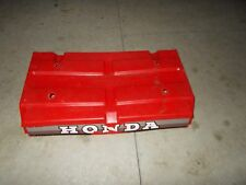 1985 Honda ATC Big Red 250 Rear Trunk Storage Container Lid Cover Panel Door