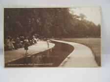**VINTAGE 5161 CHILDREN'S CORNER THE GARDENS, BOURNEMOUTH JUDGES LTD POSTCARD**