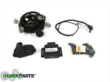 14-16 JEEP CHEROKEE TRAILER TOW WIRING KIT HARNESS 7&4 WAY CONNECTON NEW MOPAR