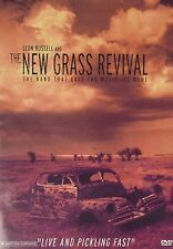 LEON RUSSELL w NEW GRASS REVIVAL New Sealed 2017 LIVE 1980 CONCERT DVD