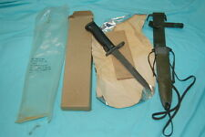 MINT US BAYONET with scabbard  Vietnam