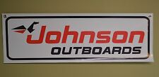 Johnson Sea Horse Outboards Banner Marina Boat Motor Sign