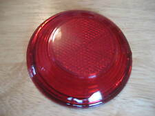 VINTAGE BMW TAIL LIGHT LENS TO FIT THE COFFEE CAN ON /2 REAR FENDERS