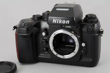 [MINT] Nikon F4 35mm SLR Film Camera Body Only S/N 255xxxx from Japan # 345