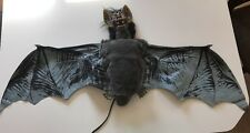 Vintage Telco Motionettes  Halloween Animated Scary Bat Motion HTF Rare