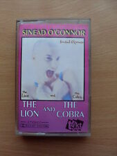 MC / Cassette    -   Sinead O' Connor - The Lion And The Cobra