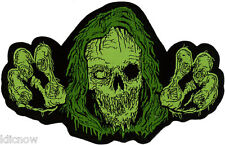 "Ghoul Embroidered Back Patch 21cm x 13cm (8"" x 5"")"
