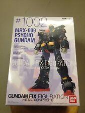 Bandai Chogokin Gundam Fix Figuration Metal Composite #1002 Psycho Gundam NEW