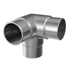 Stainless steel 3 way elbow for 42.4 x 2 mm Grade 316 Q-railing