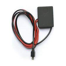 Wireless GSM spy surveillance bug & tracker car adaptor