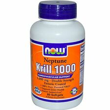 Now Foods Neptune Krill 1000 60 Softgels