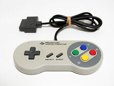 Nintendo Super Famicom Official Controller Pad for SFC SNES [A]