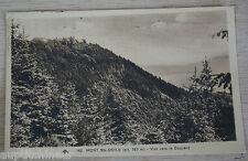 Carte postale CPSM 88 Mont st Odile Vue vers le Couvent 1938 écrite voyagée