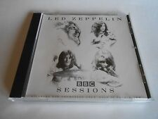 BBC Sessions By Led Zeppelin Audio CD Promo Only 9 Tracks NEW