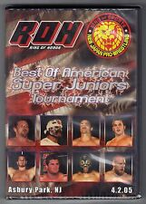 Ring of Honor - Best of American Super Juniors Tournament - 4.2.05