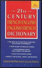 The 21st Century French-English English-French Dictionary (21st-ExLibrary
