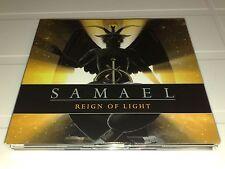 RARE DIGIPAK EDITION,DIGIPACK CD+DVD:Samael-Reign of Light-DIGI(rotting christ)
