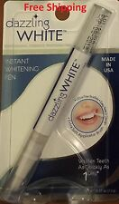 NeW ** Dazzling White Instant  Strength Teeth Whitening Pen ** Expire Aug. 2018
