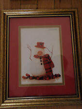 Anne Geddes with snowman suit and hat & scarf (Reduced