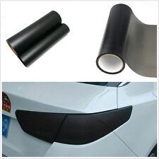 "DIY Scrub Black 12"" X 39"" Car Tail Light Vinyl Film Tint Sheet Sticker For Honda"