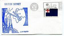 1969 British Skynet Kennedy Space Center Satellite NASA USA